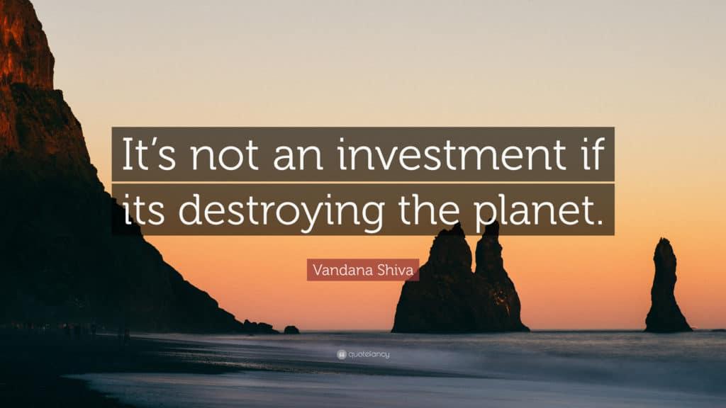 Hållbara investeringar @RikaKvinnor.se