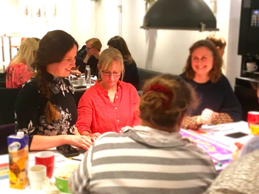 Cash Flow nya vänner @RikaKvinnor.se