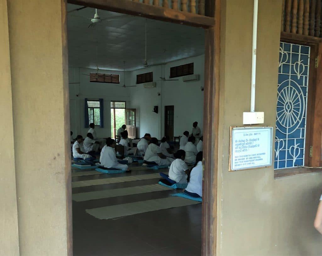 Vipassana Sri Lanka @RikaKvinnor.se