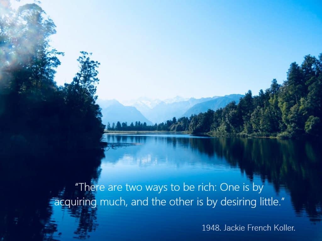 Citat rikedom @RikaKvinnor.se fotograf Tova Larsson