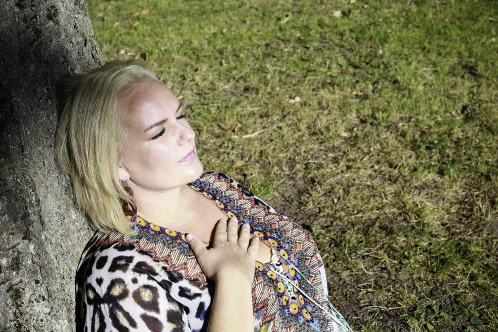 Månadens Rika Kvinna -Lina Molander - meditation @RikaKvinnor.se